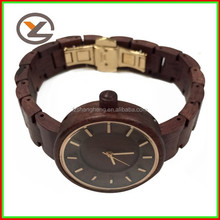 High quality japan movement wood watch wholesale import watches
