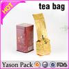 Yason supplier excellent quality plastic bag for tea