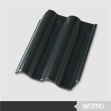 make synthetic resin heat insulation spanish porcelain roof tile