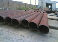 high quality ASTM large caliber of seamless pipe