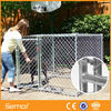 LARGE CHAIN LINK DOG KENNEL PET PEN FENCE OUTDOOR