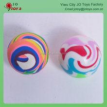 Most kinds can choose rubber bouncing ball