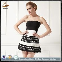 Sencillo Vestido de Fiesta para Señoritas de Nuevo Diseño del Experimentada Fábrica China
