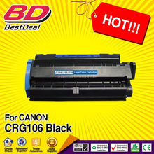 In Stock!!! Fast delivery guarantee CRG 106 toner cartridge for Canon