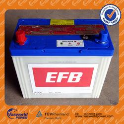 vasworld power dry rechargeable battery 12v 45ah for car truck