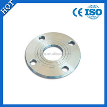 Stainless steel DIN standard threaded flange of high quality
