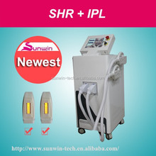 Super combination, Multi-function machine, hair removal system removal hair shr ipl