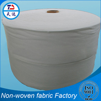 Sample Testing Spun Bonded Hospital PP PET VISCOSE Material Cloth Nonwoven Cloth