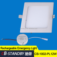 Home using led emergency light lamp emergency power pack with lithium battery 18650 2600mAh