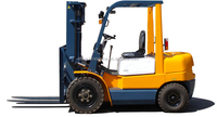 High efficiency self loading clamp forklift truck in Africa price