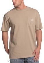 Carhartt Men's Workwear Pocket round neck T-Shirt TX--002