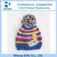 China manufacturer custom knitted beanie baby hat