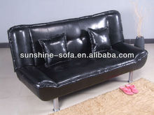 Modern Promotion US Leather Sofa Bed Home Furniture