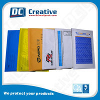 Custom Printed Padded Envelopes, Bubble Padded Mailer
