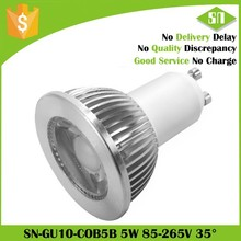 50W halogen replacement 4W led light energy saving gu10