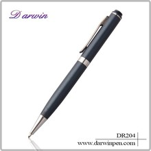 Stationary product customized pen spring twist metal ball pen