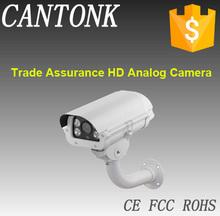 AHD Bullet Camera Vandalproof 80m IR, OSD, DWDR, Motion Alarm, array led