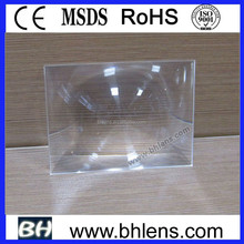 270*200mm BHM-17-A large acrylic optical fresnel lens magnifier