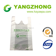 2015 Hot selling custom laminated plastic shopping bags with logo