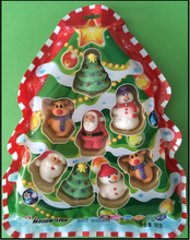 christmas tree soft jelly candy