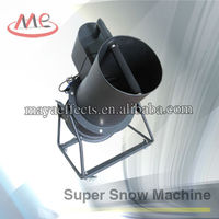 MYO-C Large Snow Machine,1500W Snow Making Machine,Powerful Snow Blower Equipment for High Atmosphere