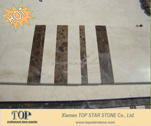 Crema Marfil Marble Stepping