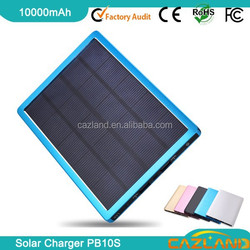 Wireless solar charger portable solar charger digital products