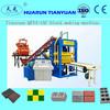 Tianyuan machine, QT4-15 concrete block machine production line, block machine offers