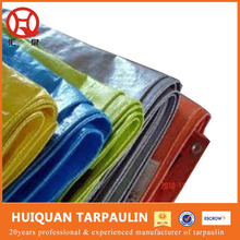 High quality 80g light duty new material colour pe tarpaulin sheet