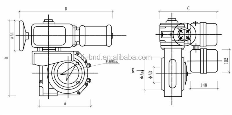 bernard actionneur  u00e9lectrique  ventilateur de tirage actionneur  u00e9lectrique