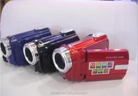 "2015 Digital Camers LED FLASH LIGHT HD MINI CAMERA DV 1.8"" Kids Camera Camcorder Digital Video Camera DV139 Best christmas Gift"