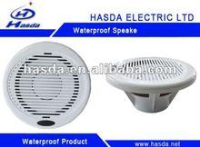 al aire libre amplificado altavoces a prueba de agua
