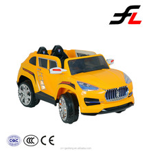 Good material high level new style children ride on electric toy mini car