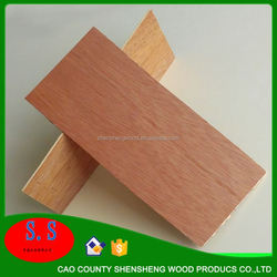 Melamine faced 2.5mm plywood finger joint made in China products