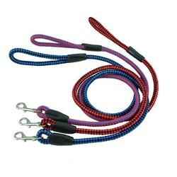 Elastic Hands Free Nylon Dog Leash