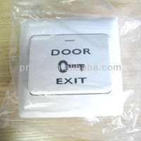 Door Exit Push Release Button Switch for Access Control Electric Lock Strike Panic Button PY-DB2-1