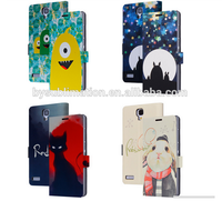 Blank Sublimation Leather Flip/Wallet Case Cover For Apple iPhone 5C