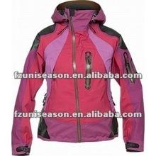 Outdoor waterproof functional garment