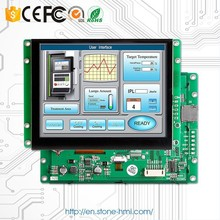 """3.5"""" all weather-outdoor LCD digital for auto electronics"""