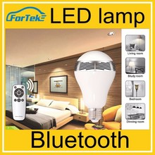 B22 E27 BLUETOOTH RGBW LED BULB 550 LUMENS FREE APP IOS ANDROID EPISTAR LED