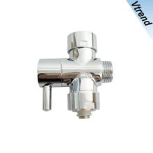 high quality brass water filter diverter valve-VT417