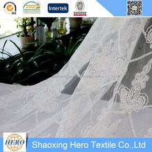Fashion embroidery mesh fabric,Chinese wholesale chemical lace