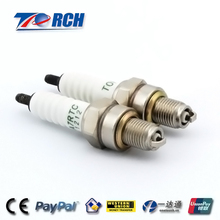 wholesale spark plug for motorcycle/motorbike,hot sale motorcycle spark plug for india