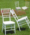 Plástico cadeira do banquete