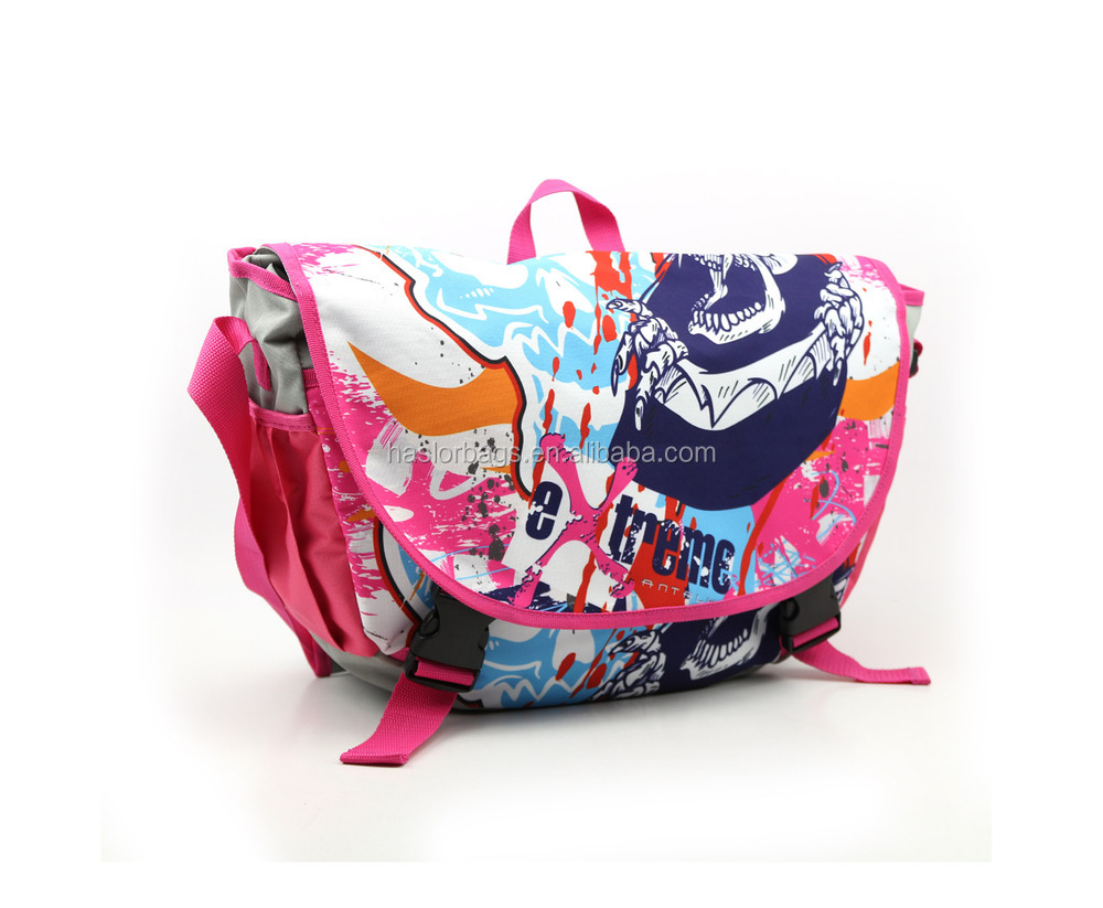 Young Girl Bags /School Bags / Leisure Bag Set for Teenager