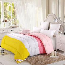 jiangsu best home textile hand embroidery duvet 3d pillow case baby bedding sets