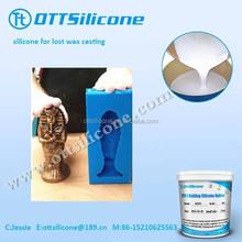 RTV Silicone Rubber For Lost Wax Bronze Casting
