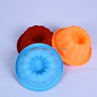 mini Pumpkin Muffin Sweet Candy Jelly Silicone Mould Mold Cupcake Pan DIY mould Baking Pan Tray mould