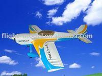 3D plane Katana-46 nitro rc airplane model