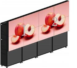 digital hdmi/dvi/vga/av/ypbpr lcd video wall with rs232 ip control